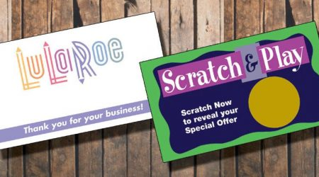 Making Direct Sales Scratch Offs Do The Work For You